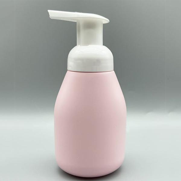 Foam Bottle 4